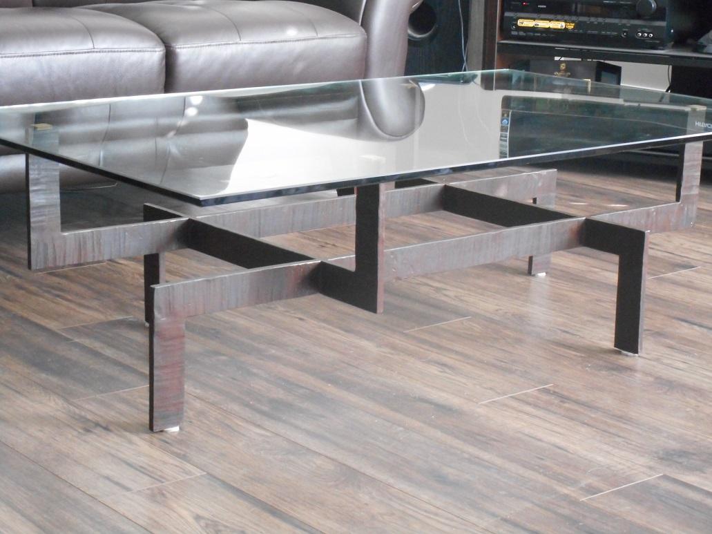 Custom Metal work Furniture