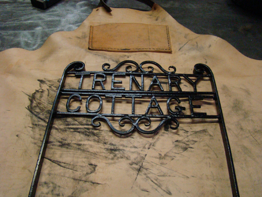 Custom metal work gallery
