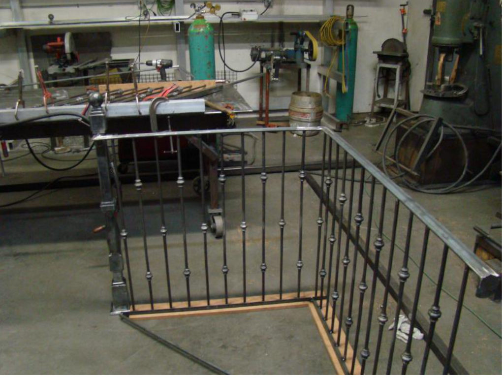 metal railings gallery Masuk Metal