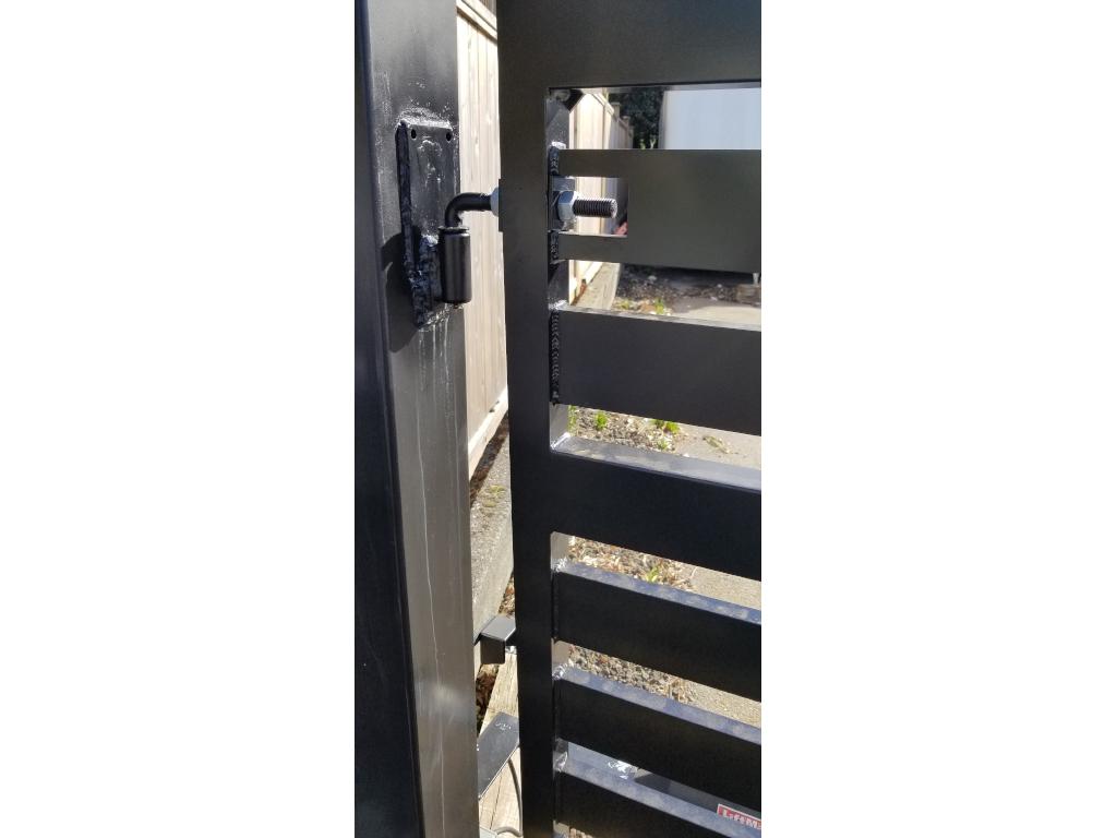 Driveway gate abbotsford portfolio #9 2