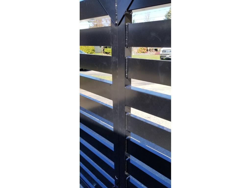 Driveway gate abbotsford portfolio #9 3