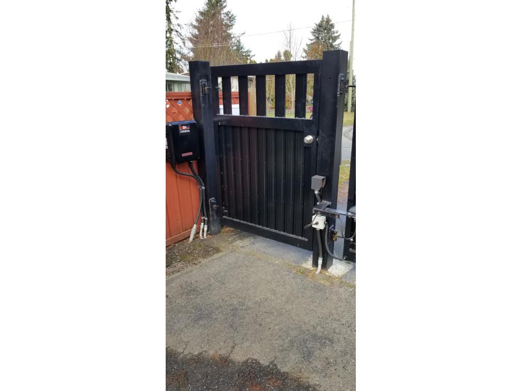 Driveway gate abbotsford portfolio #9 4