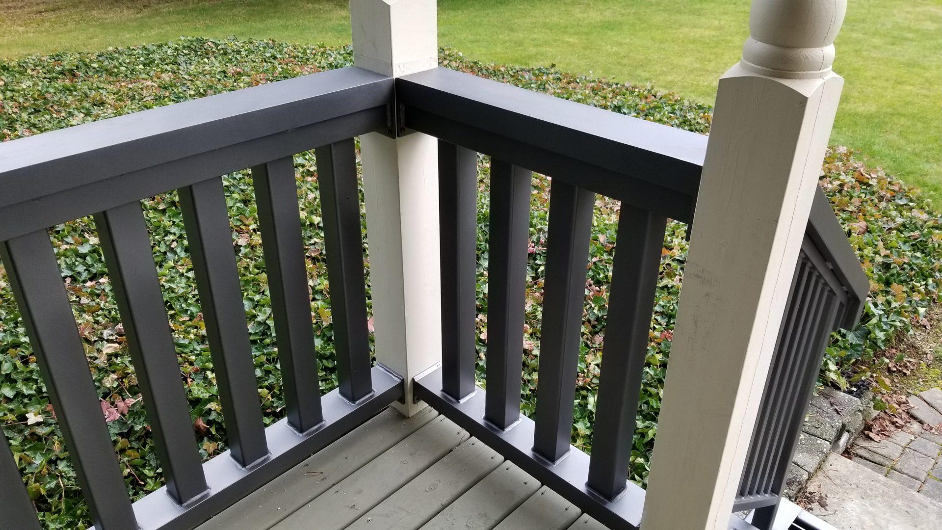 aluminum railings portfolio 20-10
