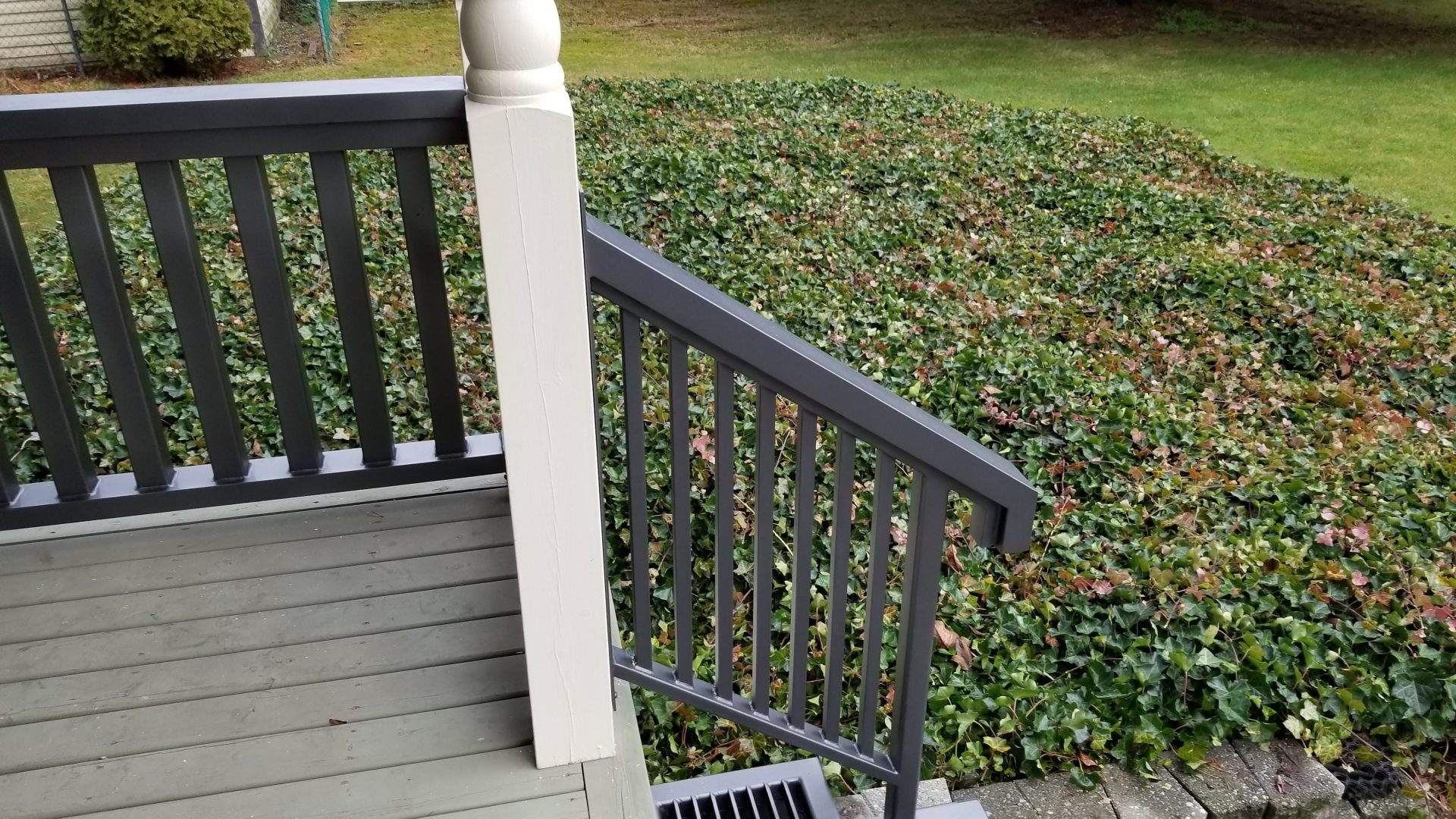 aluminum railings portfolio 20-12
