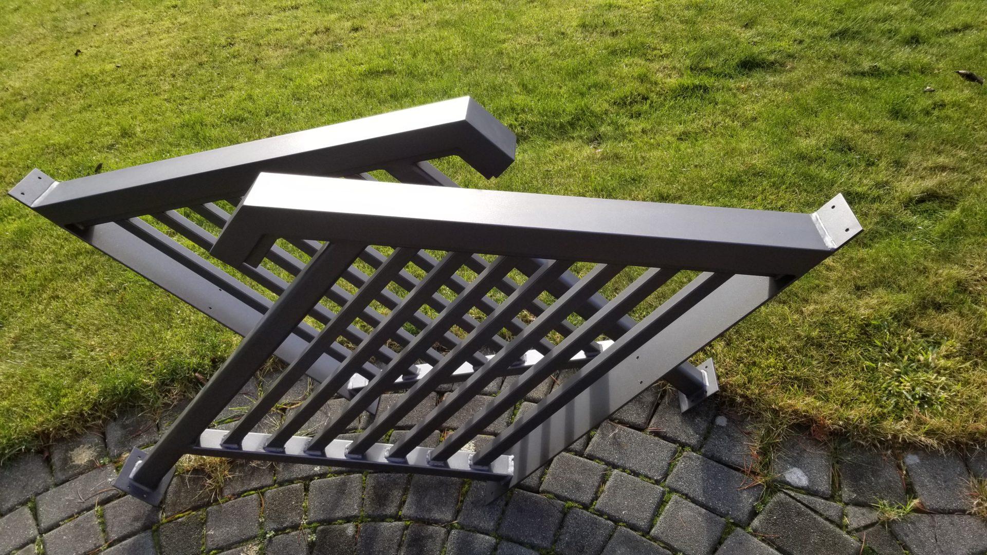 aluminum railings portfolio 20-2
