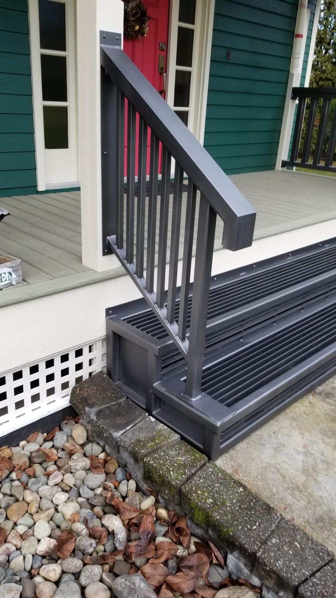 aluminum railings portfolio 20-3