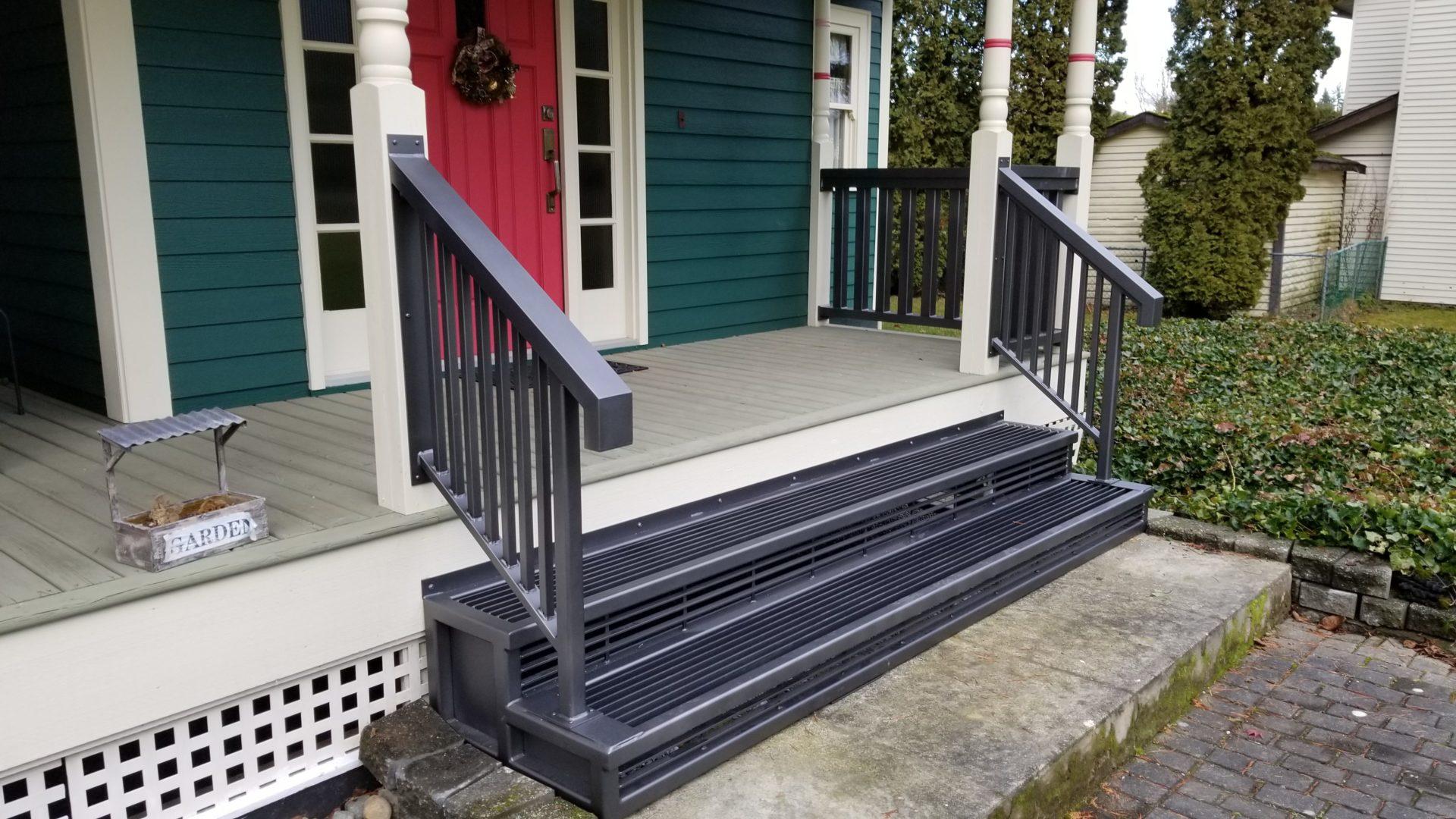 aluminum railings portfolio 20-4