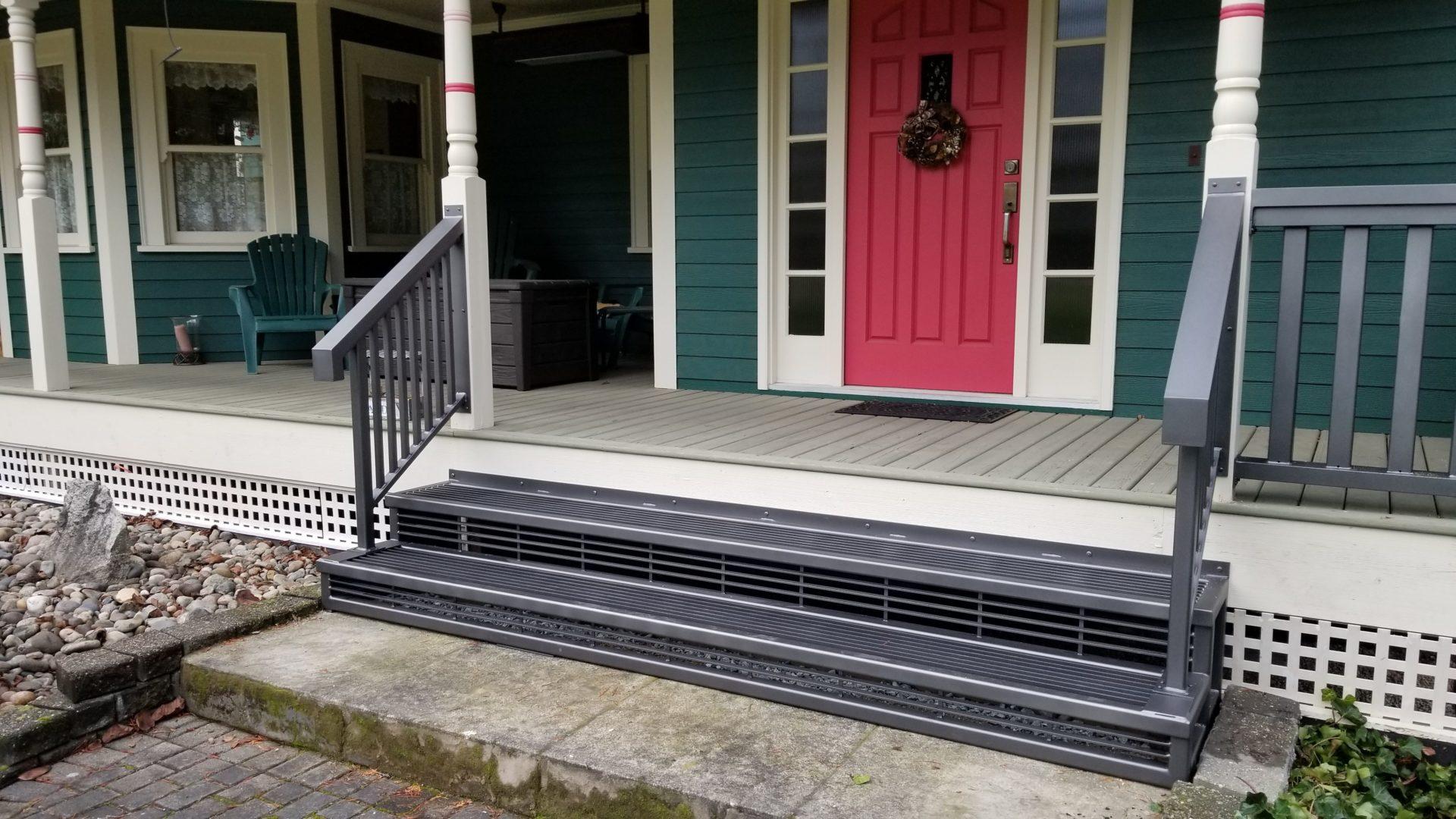 aluminum railings portfolio 20-6