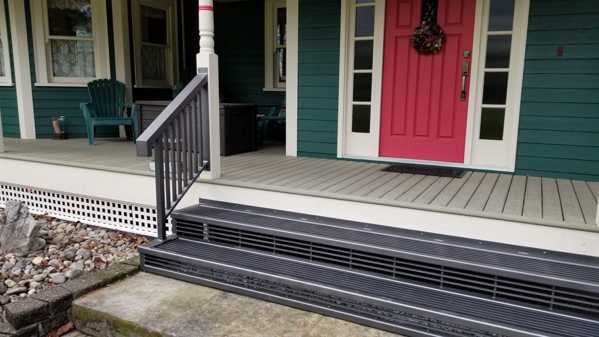 aluminum railings portfolio 20-7