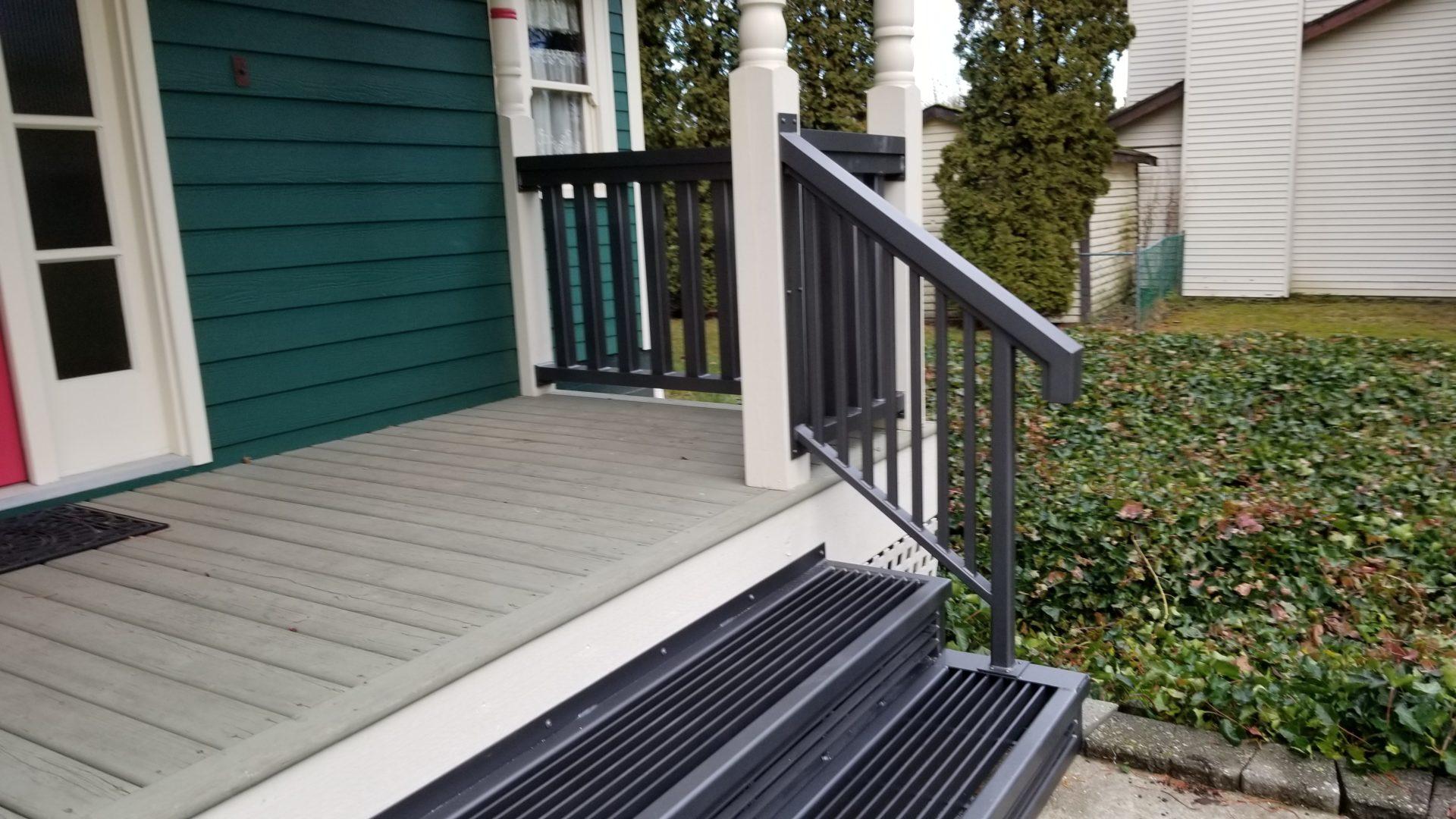 aluminum railings portfolio 20-8