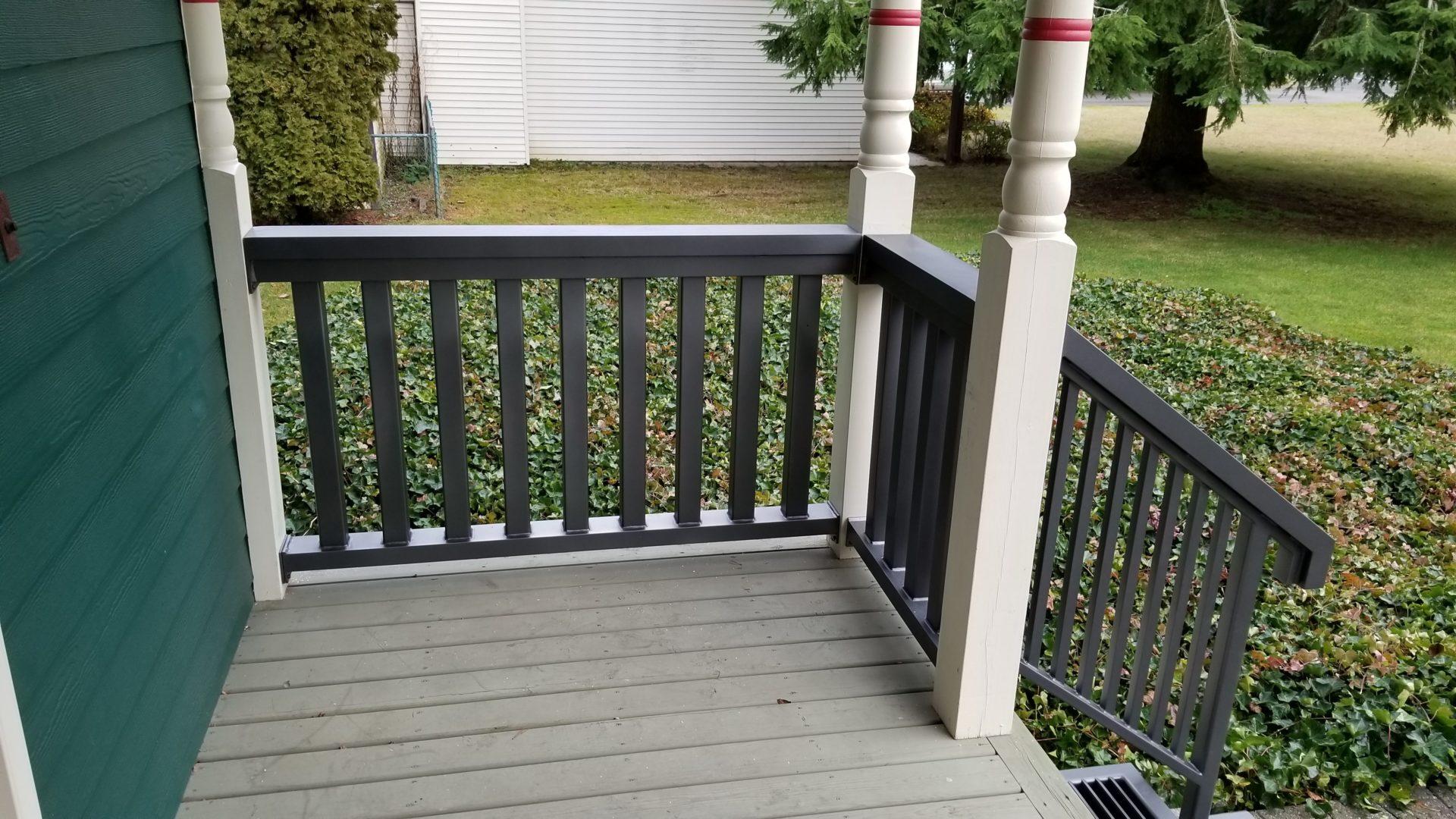 aluminum railings portfolio 20-9