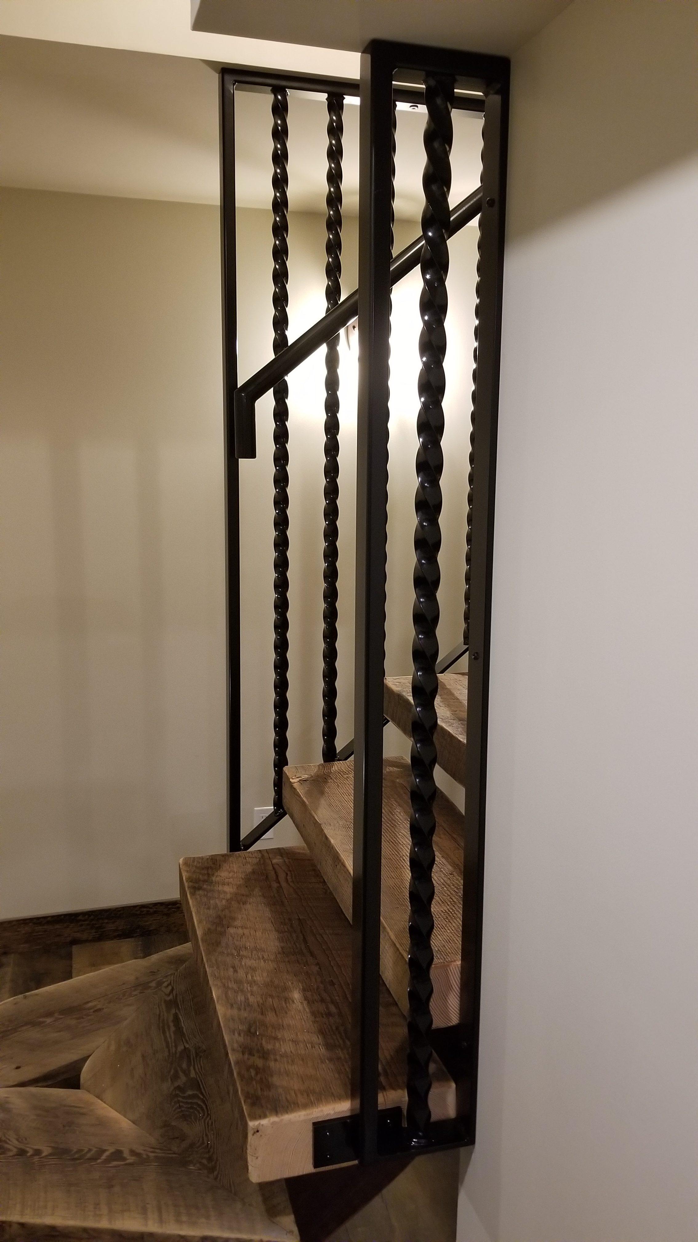 mono stringer staircase portfolio 19-10