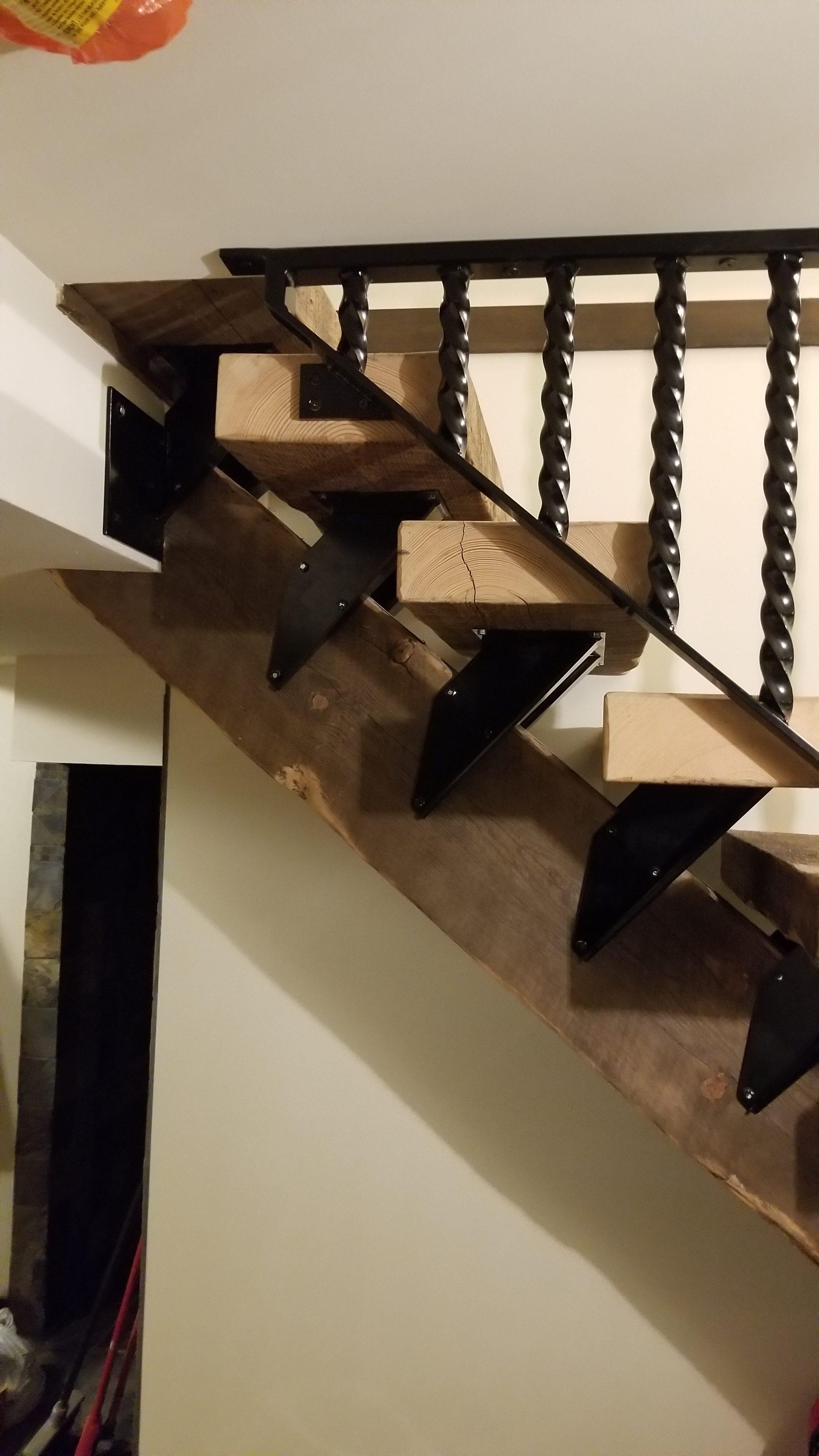 mono stringer staircase portfolio 19-12